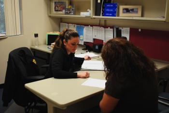 Deputy Probation Officer in office.